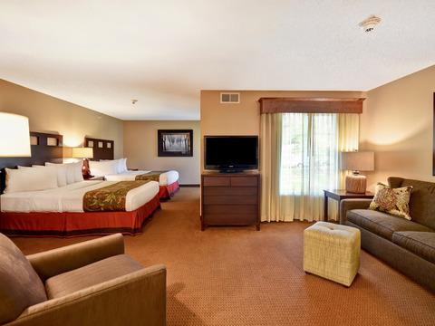Two Bed Studio Suite