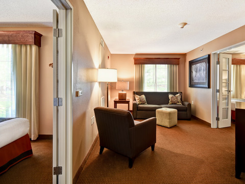 Two Bedroom Accessible Suite