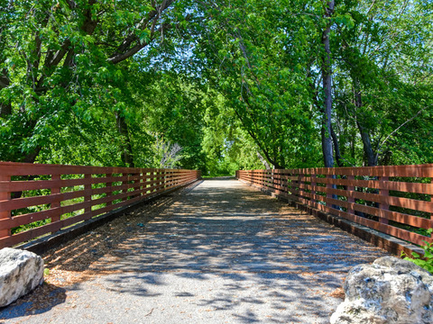 Walking and Biking Trails