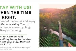 Experience Cannon Valley Trail