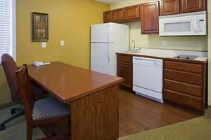 Two Room King Extended Stay Suite with Full Kitchen