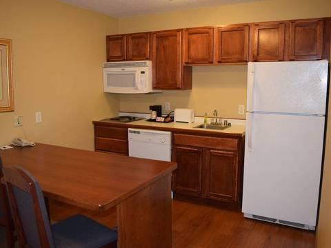 In Room Kitchen