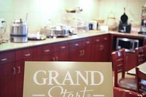 Grand Start Breakfast