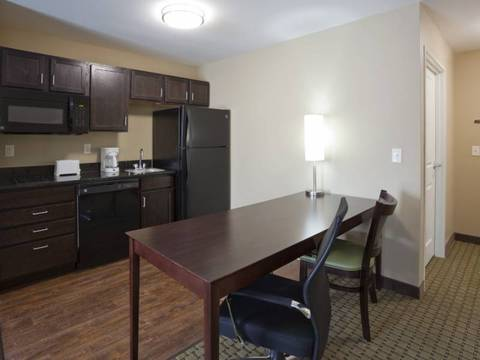 Extended Stay Room with full-size Kitchenette