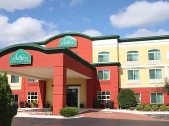 Hotels In Leton Wi With Free Breakfast Grandstay Hotel