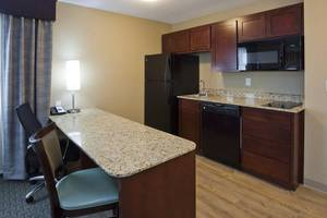 One Bedroom King Suite Kitchenette