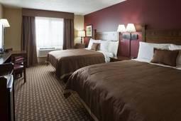 Two-Queen Guest Room
