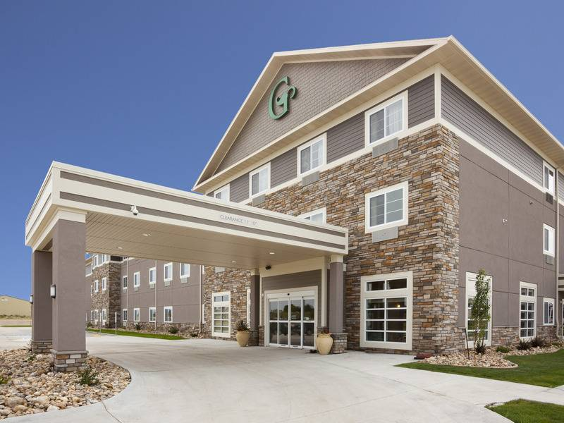 Hotel Tour Grandstay Hotel Amp Suites Valley City Nd