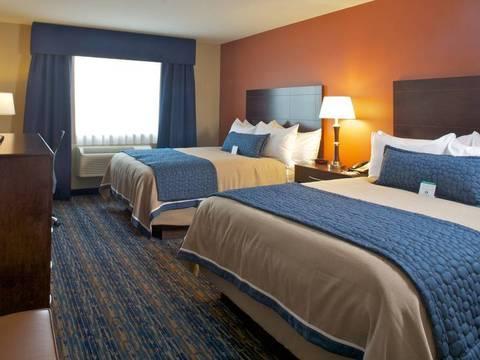 2 -Queen Guest Room
