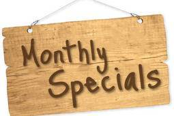Weekly & Monthly Special Rates