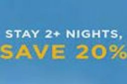 Stay Two Consecutive Nights and Save