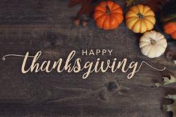 Thanksgiving Grand Savings