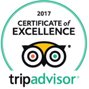 GrandStay Hospitality, LLC Announces Hotels Awarded 2017 TripAdvisor...