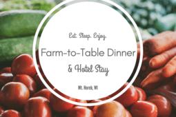 Farm to Table Dinners