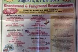 Pipestone County Fair
