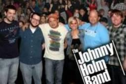 Johnny Holm Band at the Edgerton Dutch Festival