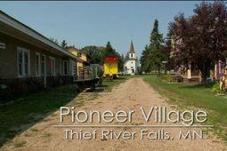 Peder Engelstad Pioneer Village