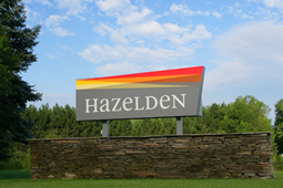 Hazelden Betty Ford Foundation Sign