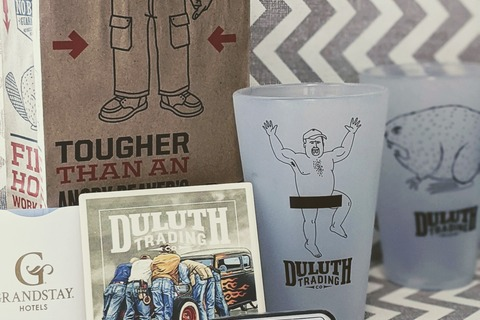 Duluth Trading Co. Swag Bag
