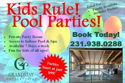 Birthday Parties are Fun at GrandStay!