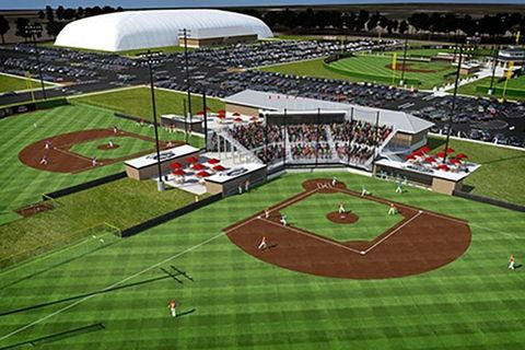 Hit a Grand Slam with the GrandStay Peoria