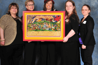 GrandStay Ames Receives 2014 Outstanding Customer Service Award